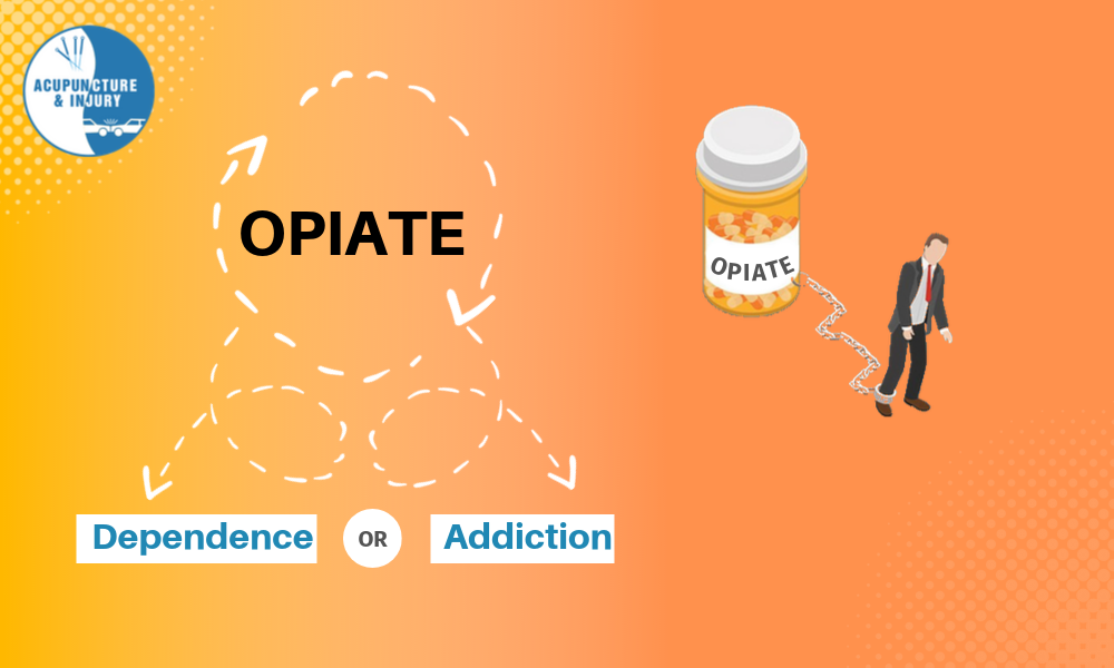 Opiate Dependence or Addiction?