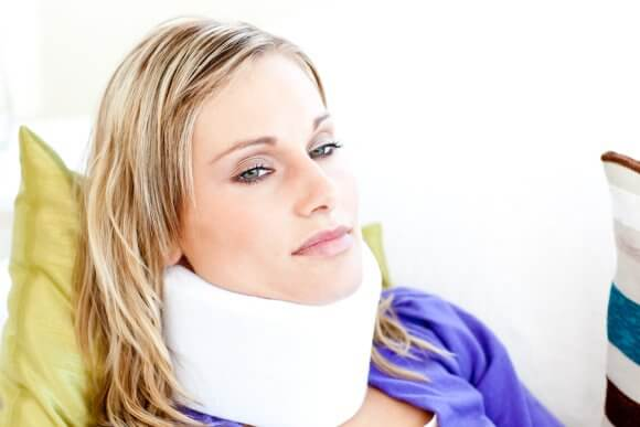 whiplash neck injury